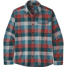 Patagonia Lightweight Fjord LS Shirt Herre unbroken/neo navy